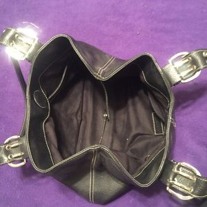 Tignanello Bags - Tignanello leather shoulder bag, EUC